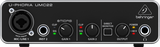 Interface Behringer U-Phoria UMC-22