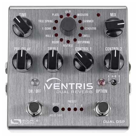 Pedal Source Audio Ventris Reverb