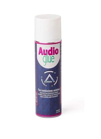 Pegamento en Spray Audio Glue P/Audiofoam