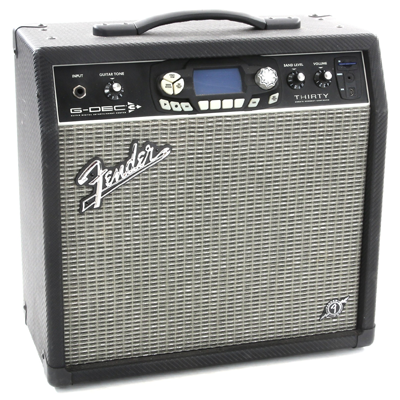 Combo P/Guit. Fender G-DEC 3 Thirty 120V