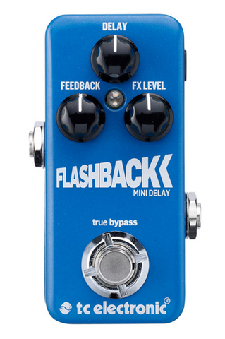 Pedal Efecto P/Guitarra Flashback Mini