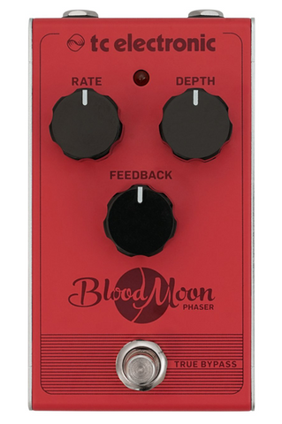 Pedal Efecto TC P/Guitarra Blood Moon Phaser