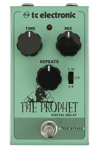 Pedal Efecto TC P/Guitarra The Prophet Delay