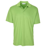 Classic Short Sleeve Dri-FIT Mens Golf Polo Shirts Short Sleeve Golf Shirt - mygolfshirts.com