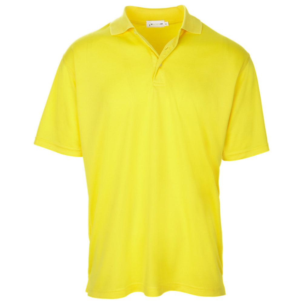 Dri-FIT Golf Shirts - Men's Classic Short Sleeve Standard Fit Short Sleeve Golf Shirt - mygolfshirts.com