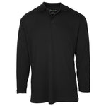 Dri-FIT Golf Shirts - Men's Long Sleeve Solid - Standard Fit Long Sleeve Golf Shirt - mygolfshirts.com