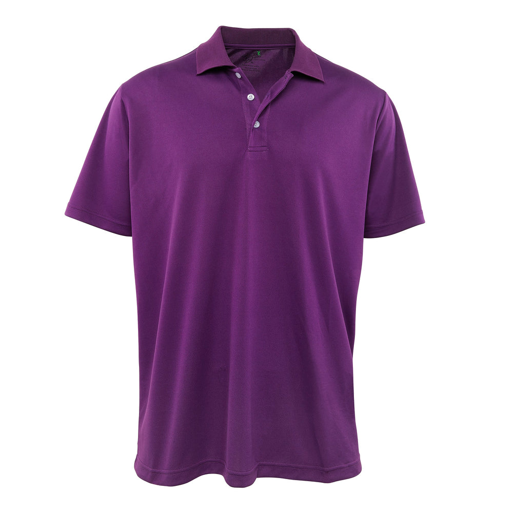 DriFit Mens Solid Bold Golf Shirts