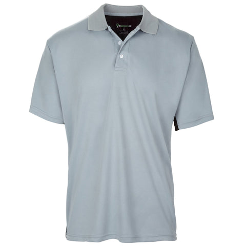 Style # 6517 Men's Traditionally Bold Short Sleeve Golf Shirts - Duality Contrast