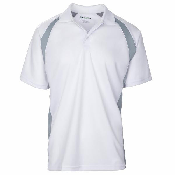 Dri-FIT Golf Shirts - Men's Unique Performance Design - Standard Fit Short Sleeve Golf Shirt - mygolfshirts.com