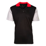Dri-FIT Golf Shirts - Men's Three-Color Pattern Wild Golf Shirt
