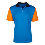 Dri-FIT Golf Shirts - Men's Three-Color Pattern - Standard Fit Short Sleeve Wild Golf Shirt