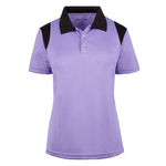 Dri-FIT Golf Shirts - Women's Unique Pattern - Slim French Cut Short Sleeve Golf Shirt - mygolfshirts.com