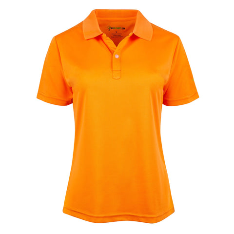 Style # 6653 Women's Classic Short Sleeve Golf Shirts