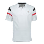 Dri-FIT Golf Shirts - Men's Short Sleeve Stripe - Standard Fit