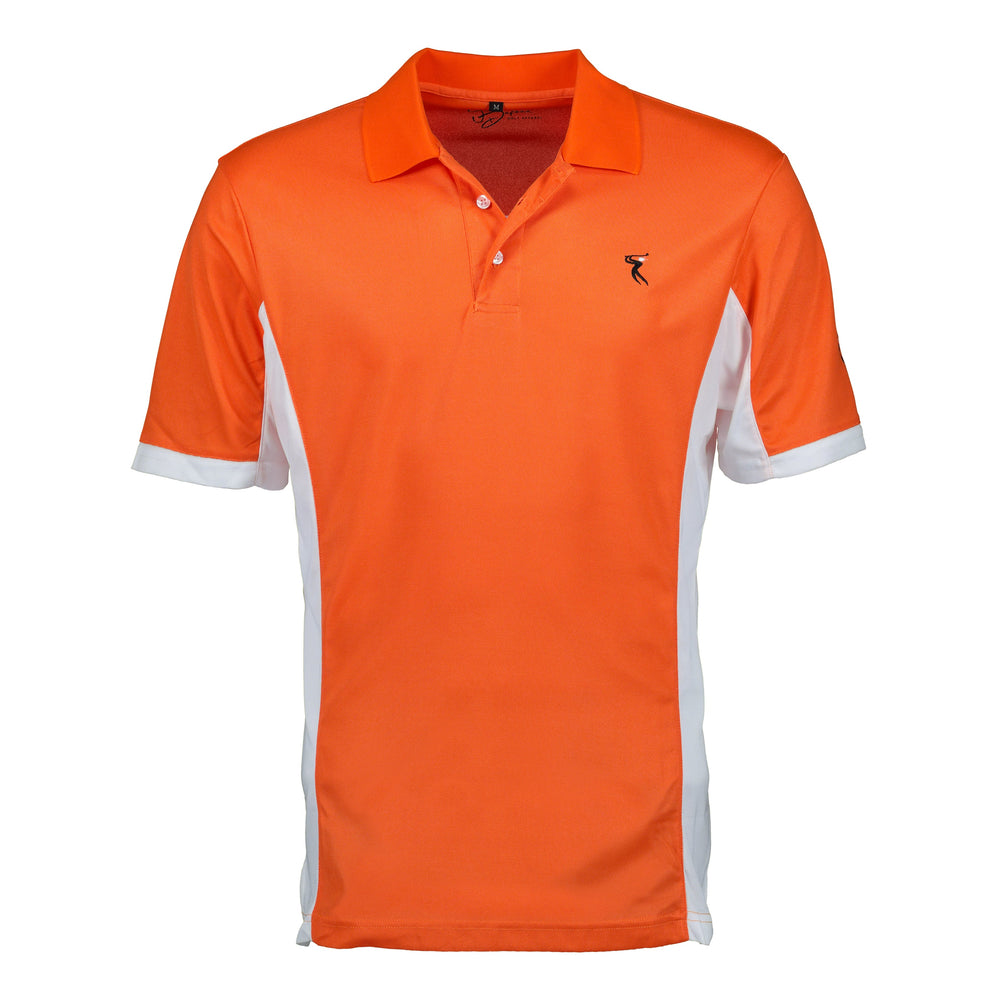 Dri-FIT Golf Shirts - Men's Short Sleeve Two-Color - Standard Fit