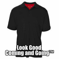 Dynamic and Styles for Men's Golf Shirts by MyGolfShirts' Jean B. Dupoux