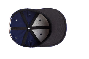 Crest Snapback | Midnight Navy