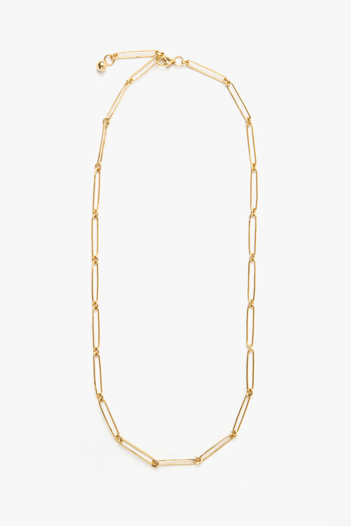 Vermouth chain Necklace - 14k Vermeil