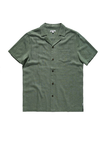 Brighton Short Sleeve Shirt - Iceberg