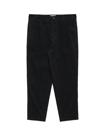 Downtown Cord Pant - Dirty Black
