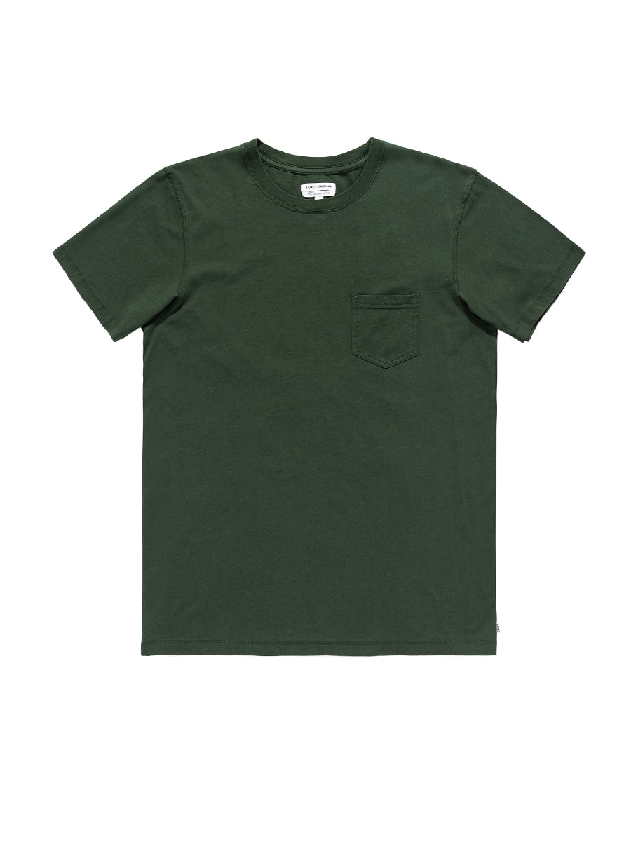 Primary Classic Tee - Deep Forest