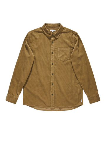 Roy Long Sleeve Shirt - Bronze