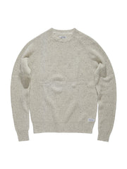 White Noise Knit - Bone