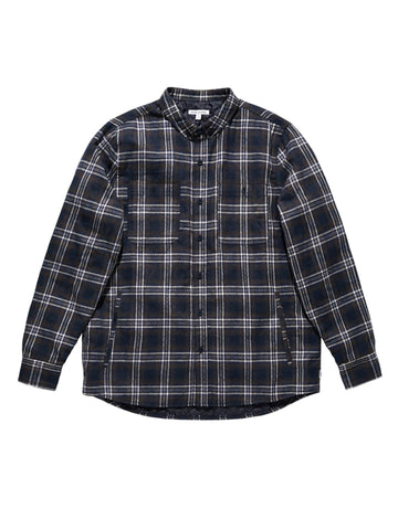 Momentum Long Sleeve Shirt - Dirty Denim