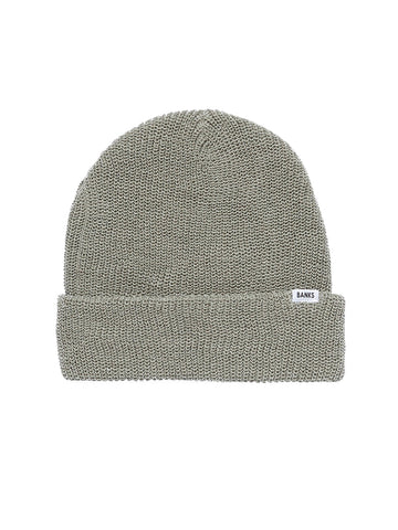 Primary Beanie - Heather Grey