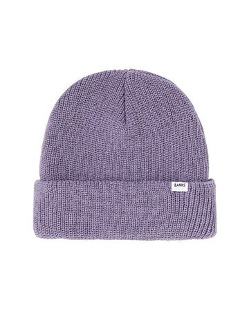 Primary Beanie - Old Mauve