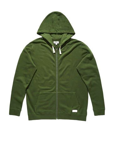 Primary Fleece - Green Marine