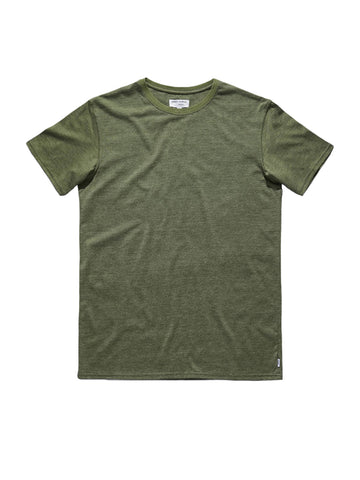 Seconds Tee - Green Marine