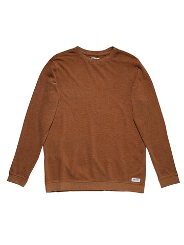 Vision Fleece - Tobacco