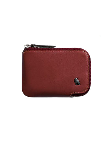 Card Pocket Wallet - Red Earth