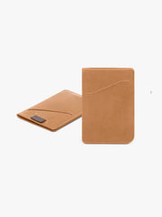 Card Sleeve Wallet - Tan