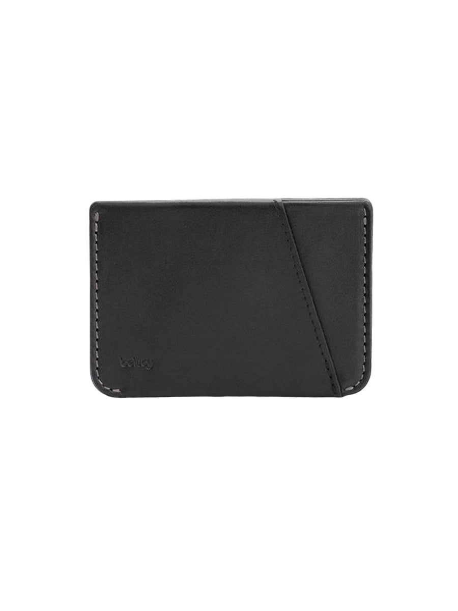 Micro Sleeve Wallet - Black