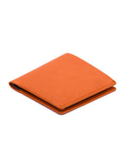 Note Sleeve Wallet - Burnt Orange