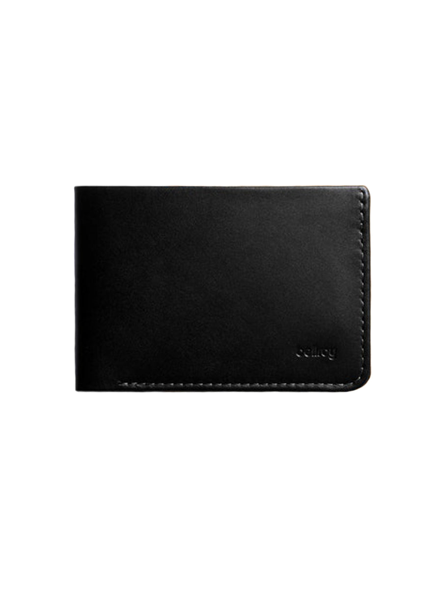 The Low Wallet - Black