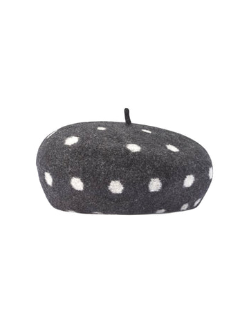 Audrey Beret - Black & Bone