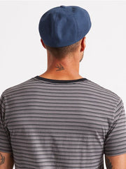 Brood Snap Cap - Washed Navy