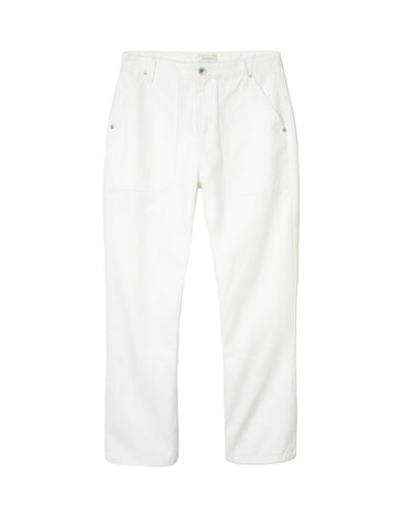 Janie Carpenter Pant - White