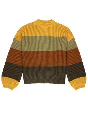 Madero Sweater - Honey Gold