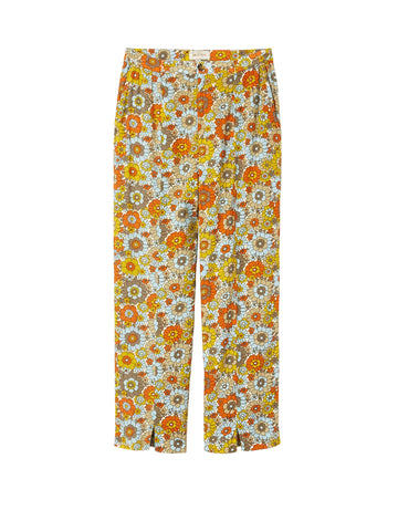 Night Fever Pant - Mod Floral