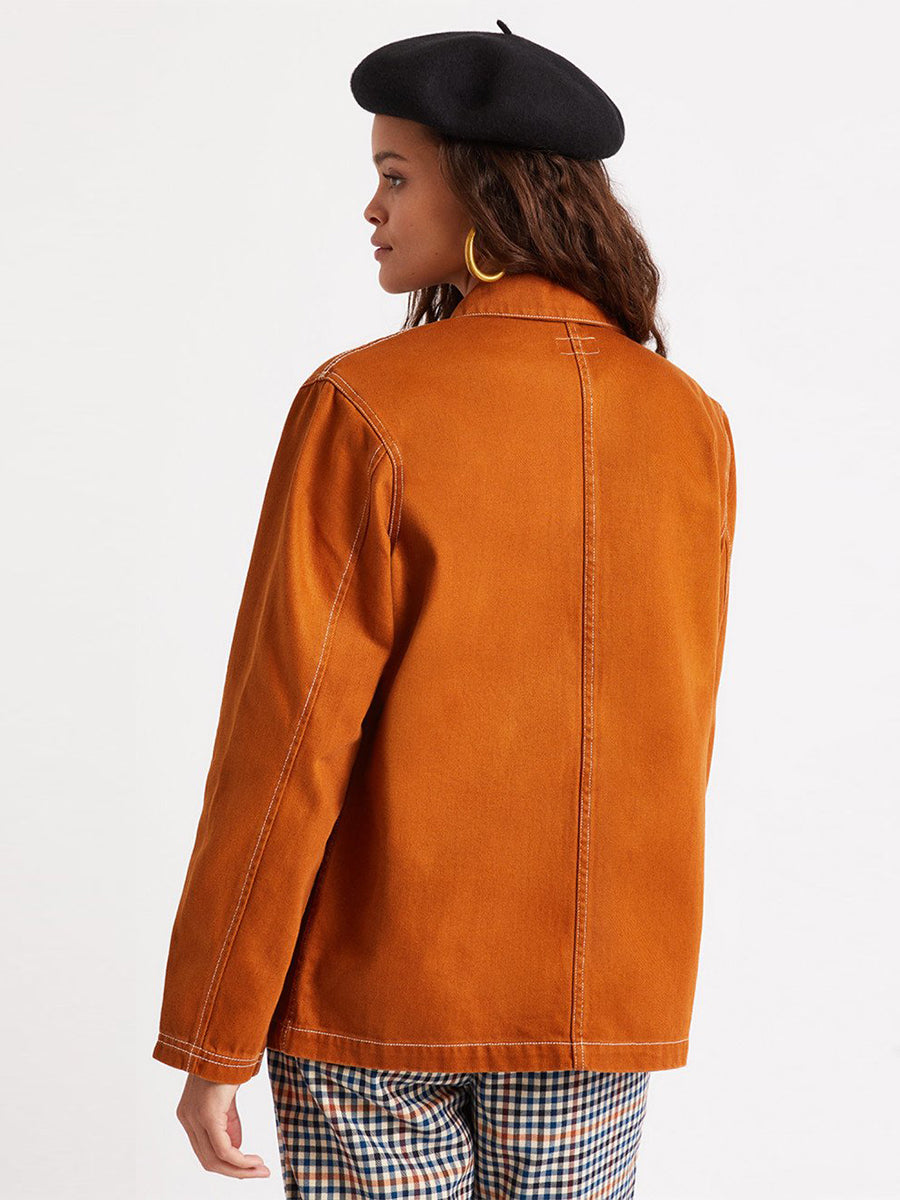 Philly Chore Coat - Amber