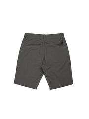 Toil II Chino Short - Charcoal