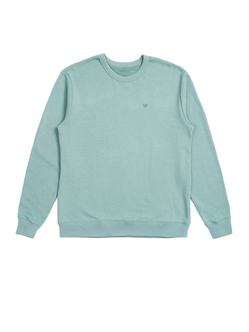 B-Shield Crew Sweatshirt - Jade