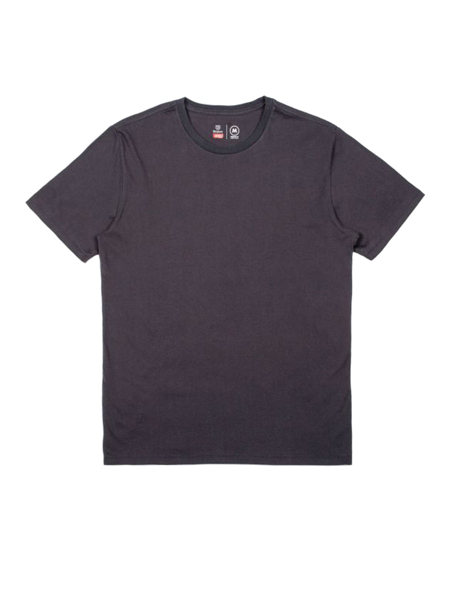 Basic Short Sleeve Premium Tee - Washed Black