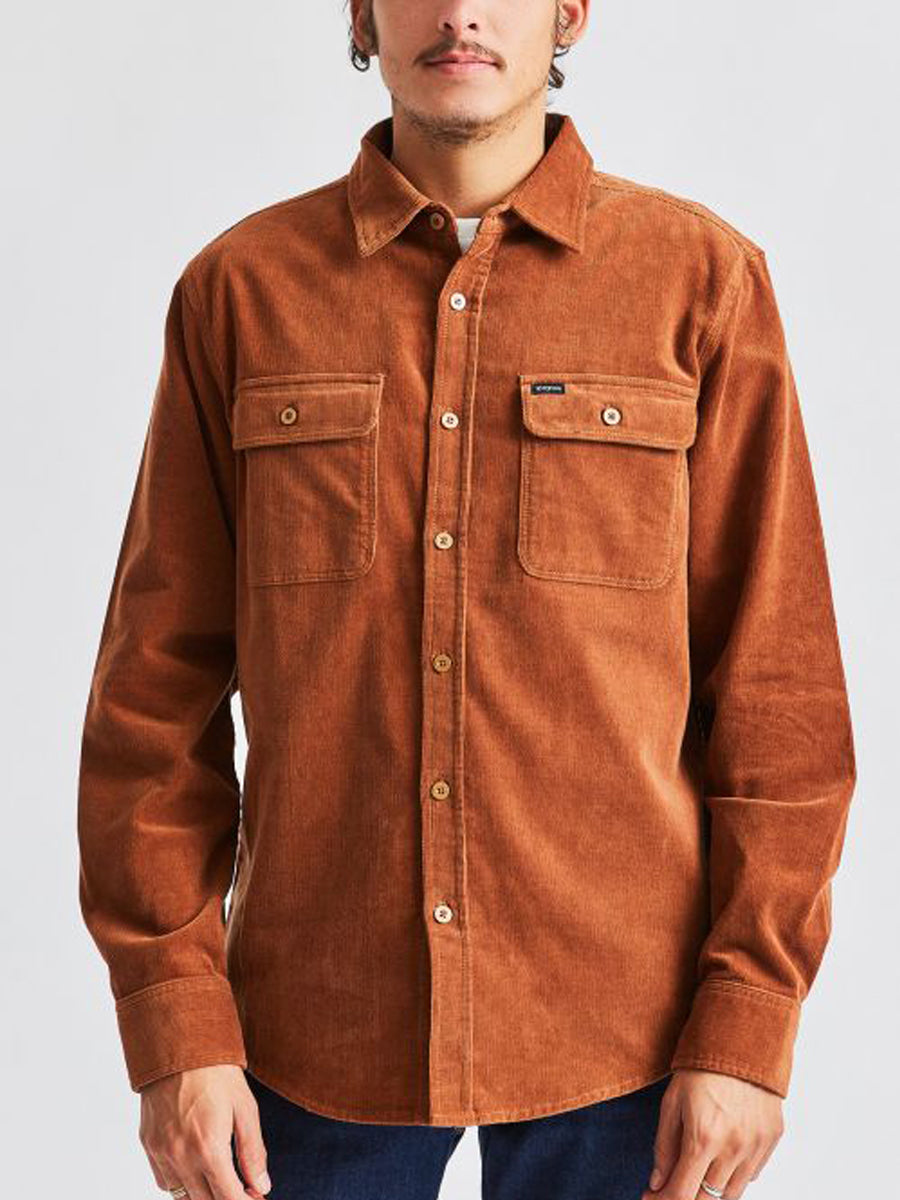 Bowery Long Sleeve Flannel - Hide