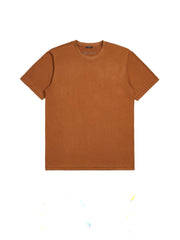 Basic Short Sleeve Premium Tee - Bison