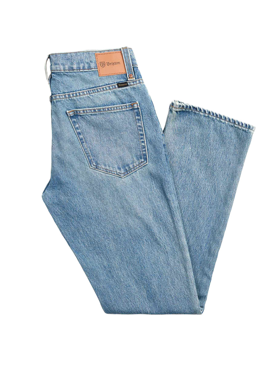 Reserve 5-Pocket Denim - Faded Indigo